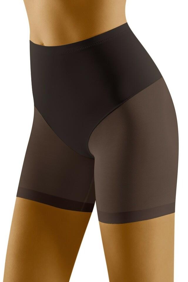 Stahovací kalhotky Relaxa černé - XL