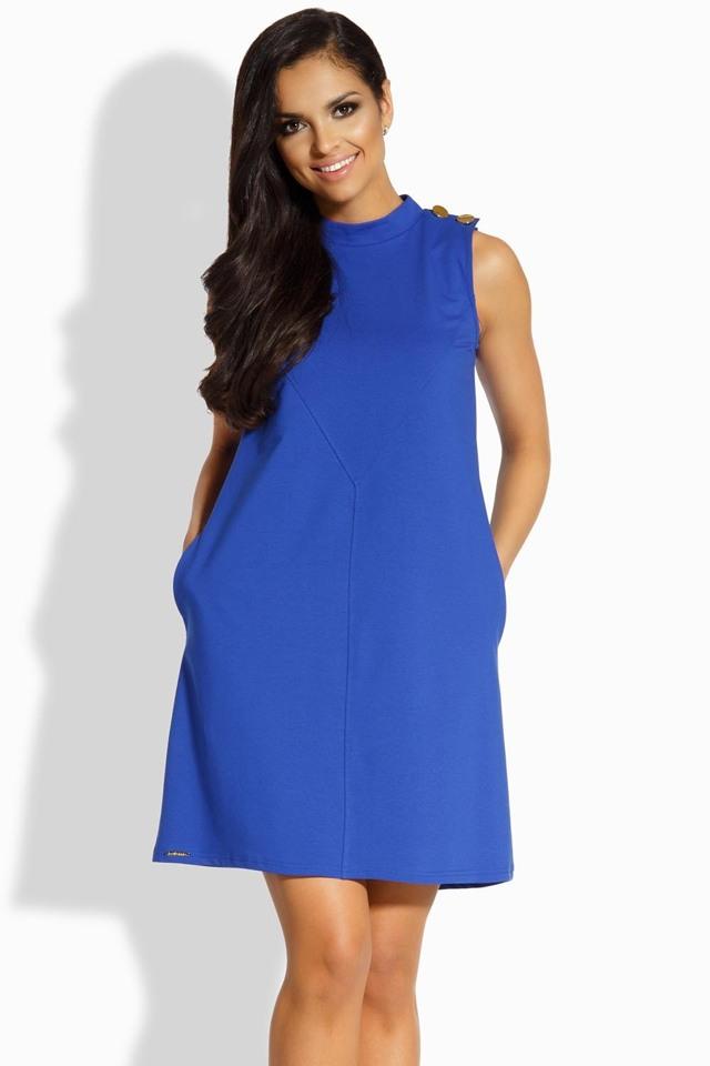 Dámské šaty Lemoniade L198 - M - červená