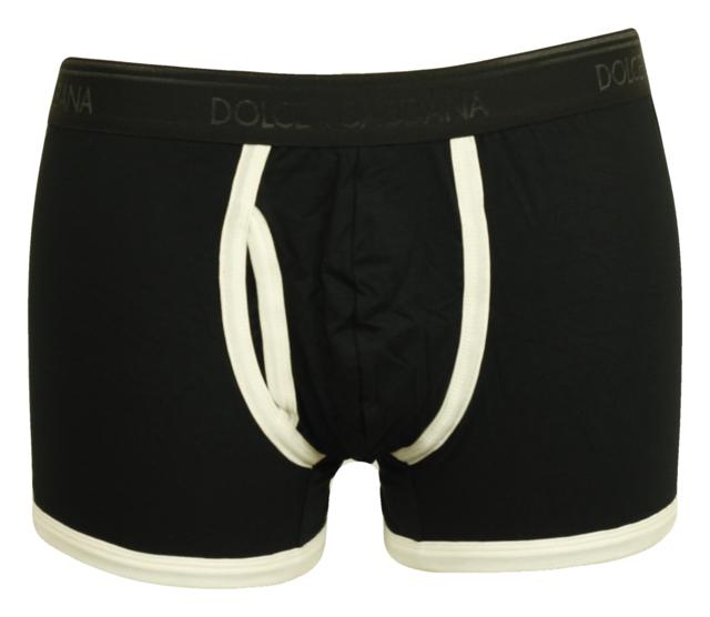 Pánské boxerky M10688 - Dolce Gabbana - XL - černá
