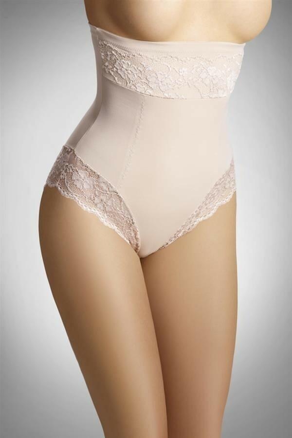 Tvarující kalhotky Eldar Valeria - L - bílá