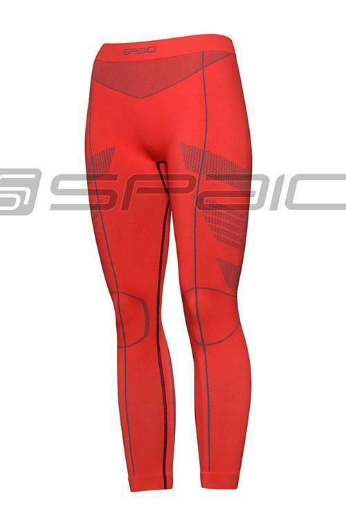 Kalhoty dámské W03 Thermo Line - Spaio - M - oranžová