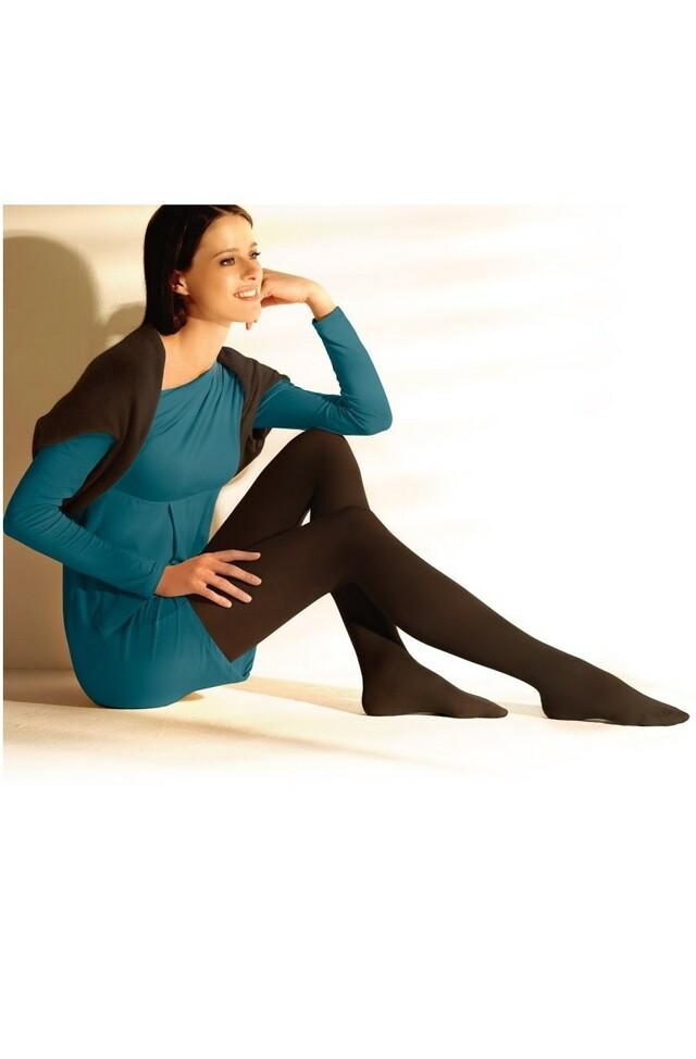 Punčochové kalhoty Donna B.C Soft Akryl 5-XXL - 5-XXL - odstín béžové