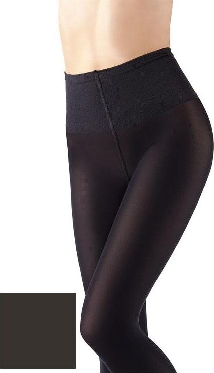 Punčochové kalhoty Mona Velur Ok Body - 3-M - tm. modrá(turino)