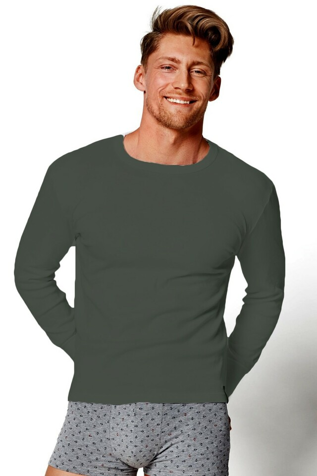 Pánské tričko 2149 olive