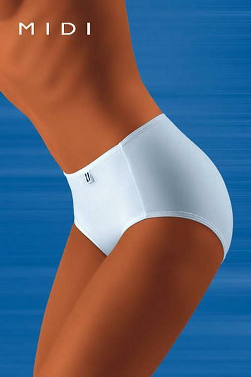 Dámské kalhotky TAHOO - Midi beige - M - béžová