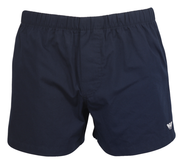 Pánské boxerky 9S575 - Emporio Armani - S - modrá