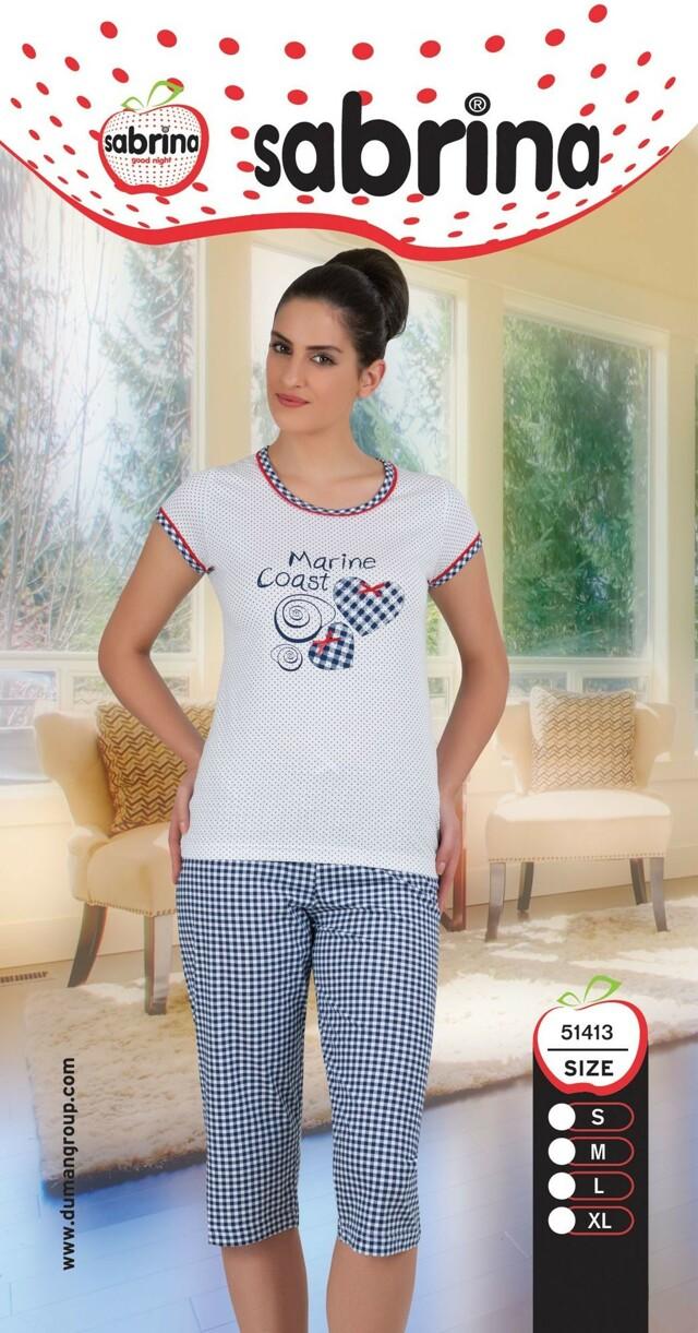 Dámské pyžamo 51413 Sabrina