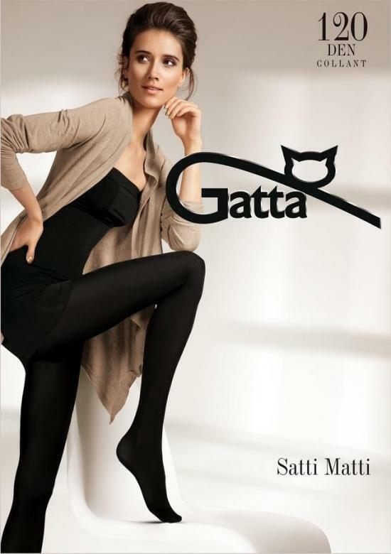 Punčochové kalhoty Satti Matti 120 DEN - Gatta