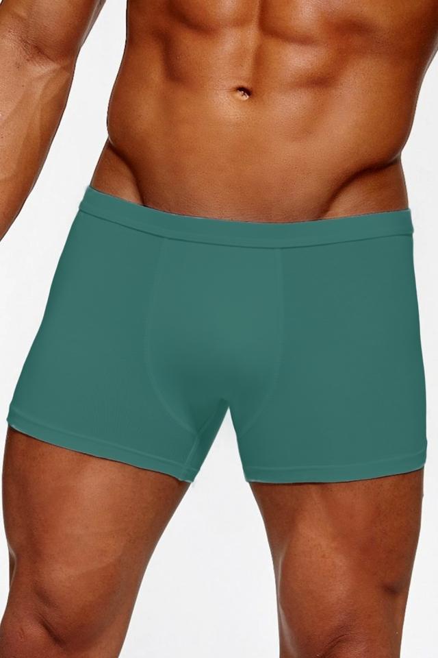 Pánské boxerky Authentic 223 mini turquoise - L - tyrkysová