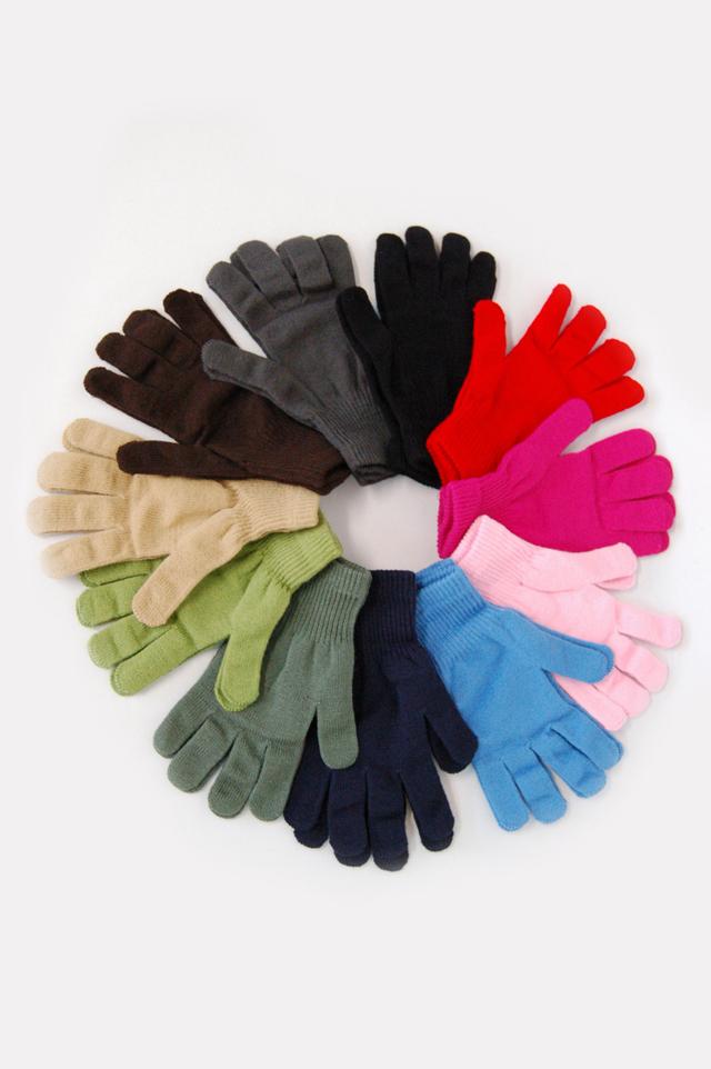 Dámské rukavičky MAGIC - uni velikost