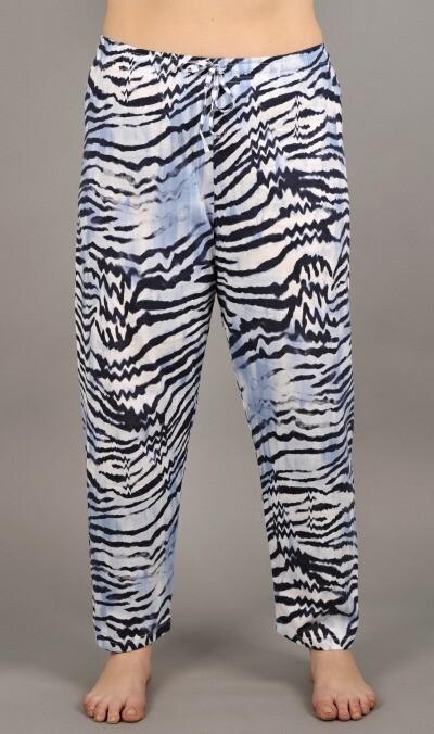 Dámské pyžamové kalhoty Tygr