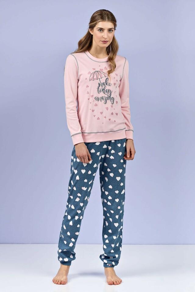 Dámské pyžamo 4977 - Vamp - M - originál
