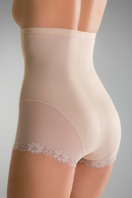 Stahovací kalhotky Vanessa béžové