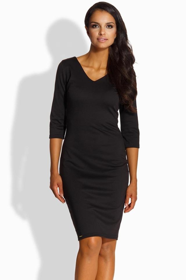 Dámské šaty Lemoniade L228 - L - černá