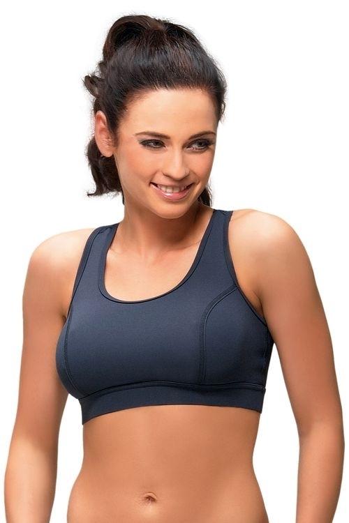 Fitness top Hana II grey