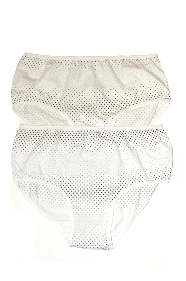 Kalhotky Donella 25357 A'2 - XL - bílá
