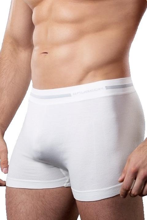 Pánské boxerky Wool černé - XXL