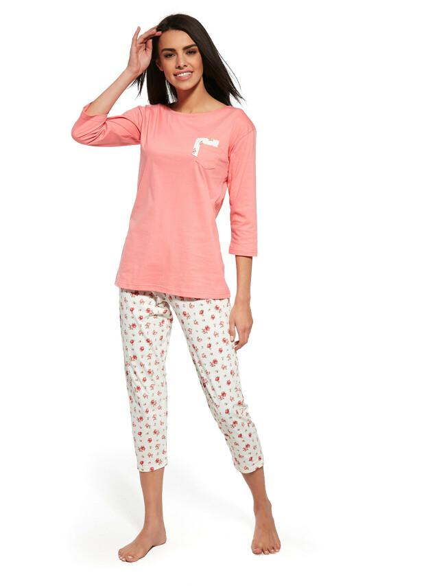 Dámské pyžamo Cornette 602/132 Betty 3/4