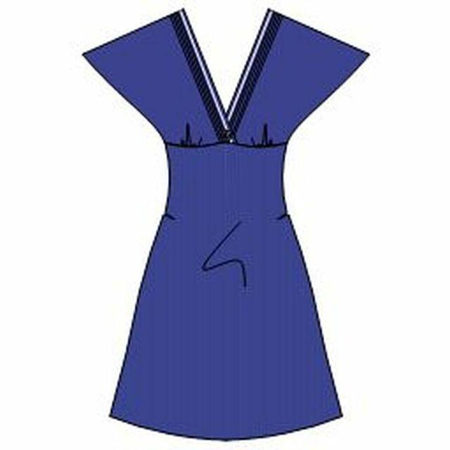 Dámské šaty ASA1574 - Lise Charmel - 38 - tm.modrá