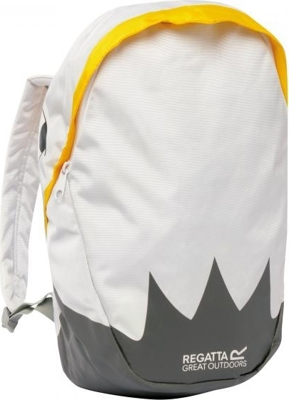 Dětský batoh Regatta EK013 ZEPHYR DAYPACK Eagle(White) - UNI - Bílá