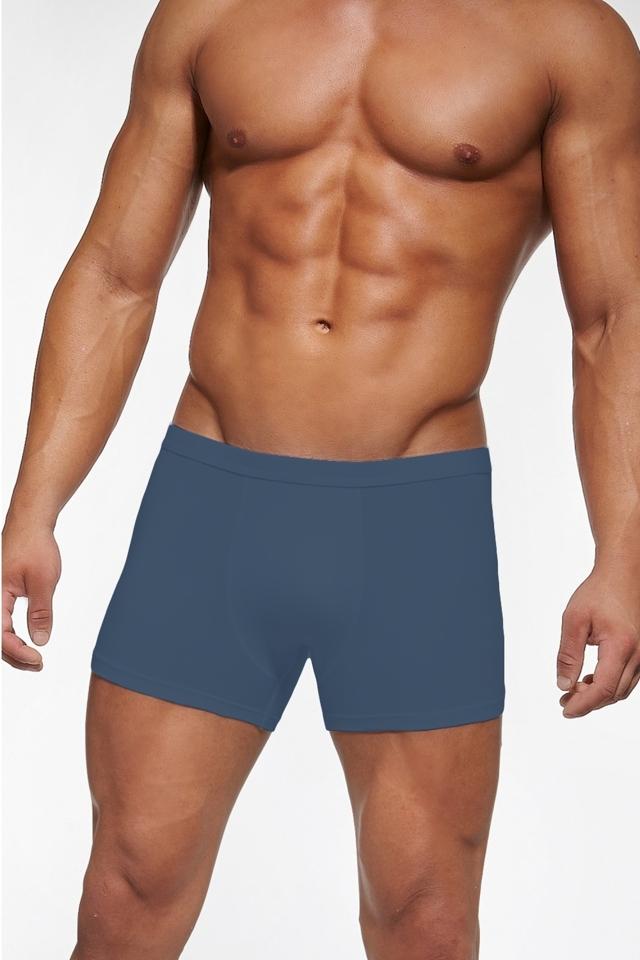 Pánské boxerky Authentic mini jeans - L - džínová