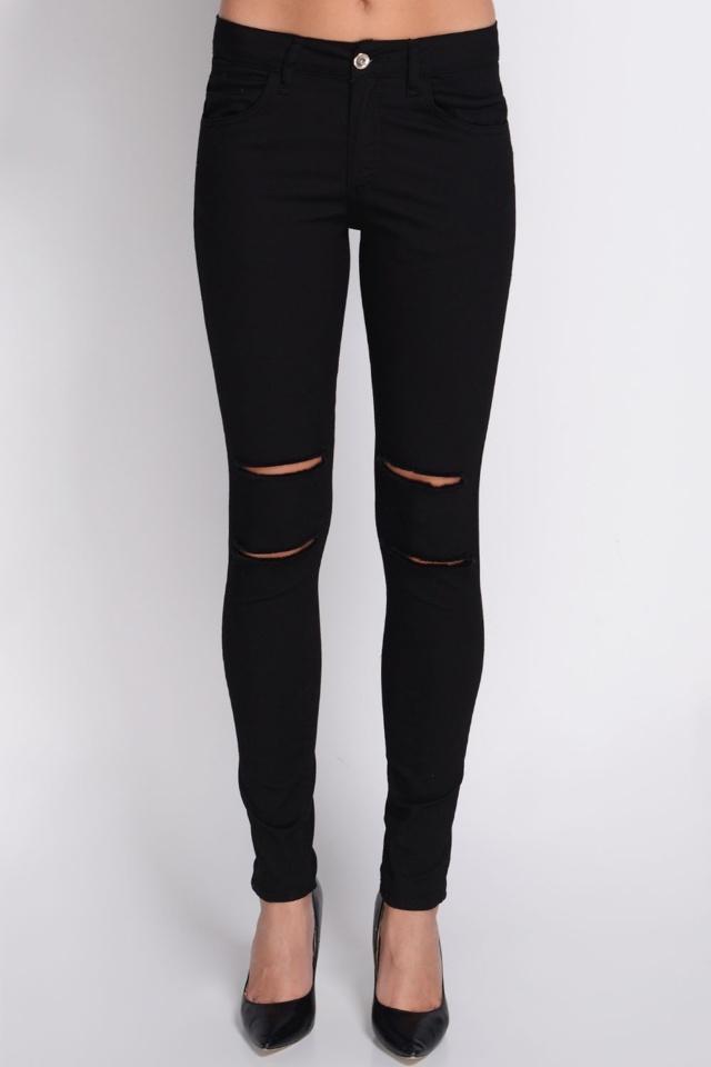 Dámské kalhoty Avaro SD-193 - M - pudrově růžová