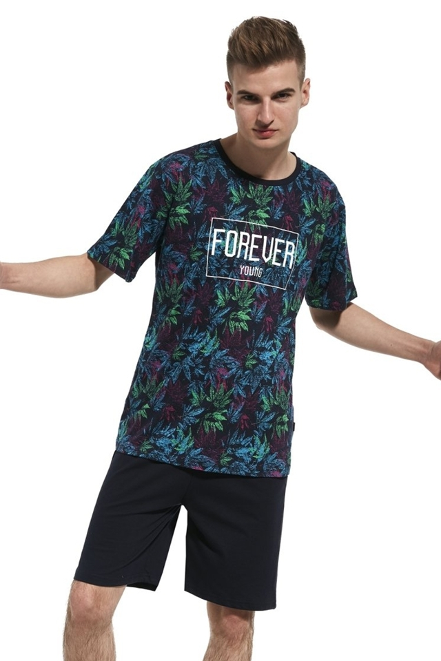 Chlapecké pyžamo 146 24 Forever young - 176 M - melanž 9d82337b34