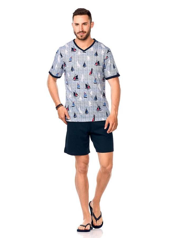 Pánské pyžamo 15-6997 Vamp