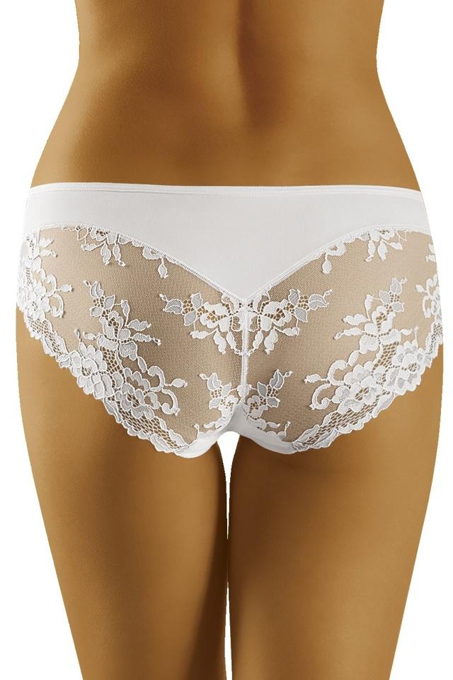 Dámské kalhotky Aria bílé - XL