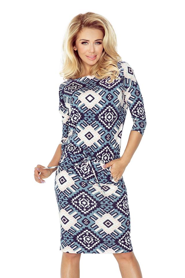 Dámské šaty SF 13-59 - Numoco