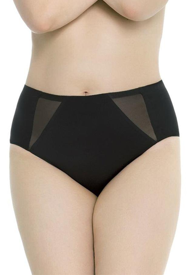 Dámské kalhotky Julimex Pearl - XXL - Tělová