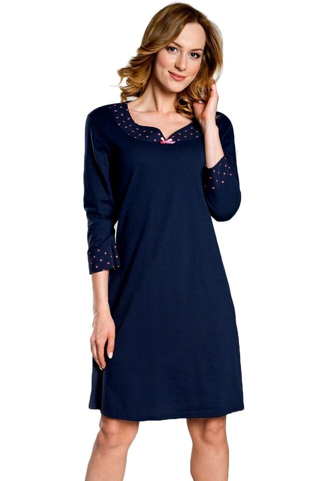 Noční košile Damia blue