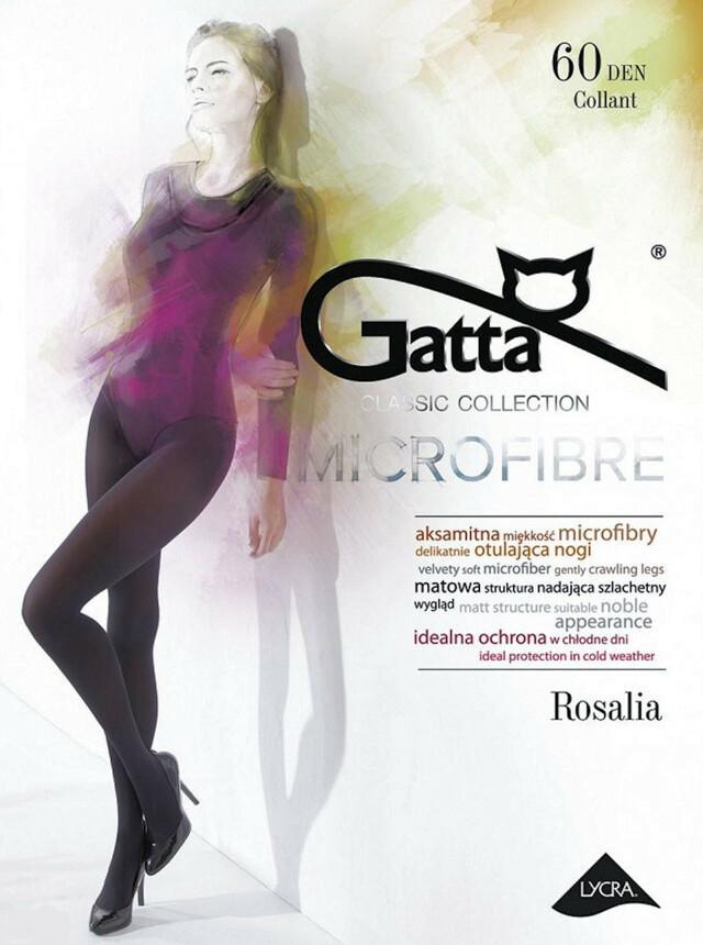 Punčochové kalhoty Gatta Rosalia 60 den 2-4 - 2-S - odstín hnědé