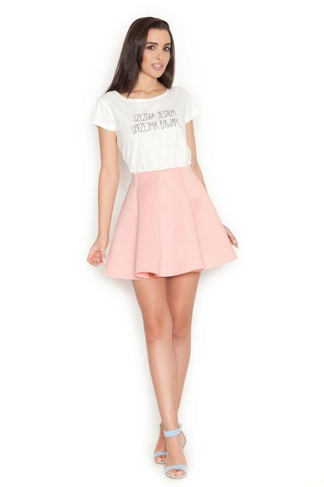 Dámská sukně K268 pink