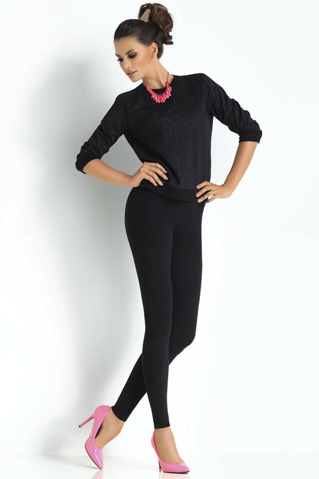 Dámské legíny Trendy Legs Plush Adele