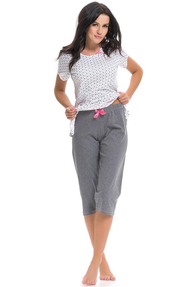Dámské pyžamo Dn-nightwear PM.9239