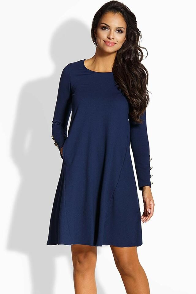 Dámské šaty Lemoniade L217 - S - černá