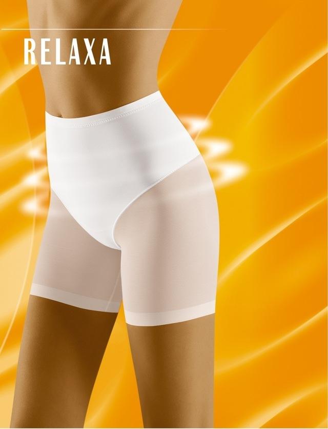 Dámské kalhotky RELAXA - WOLBAR - černá - L