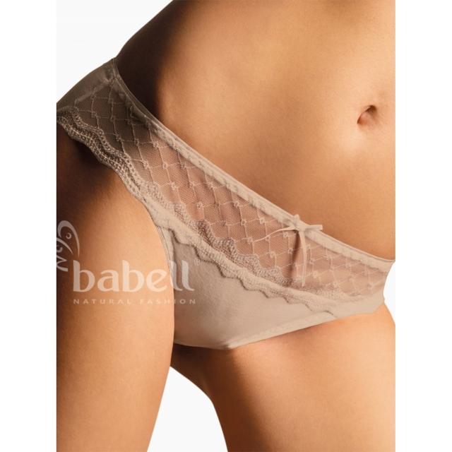 Dámské kalhotky 031 beige - M - béžová