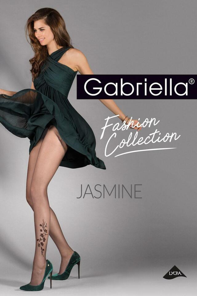 Punčochové kalhoty Gabriella Jasmine code 385