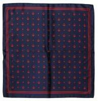 Dámský šátek satén - Gemini - - béžová