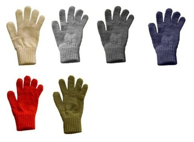 Dámské rukavičky S - S