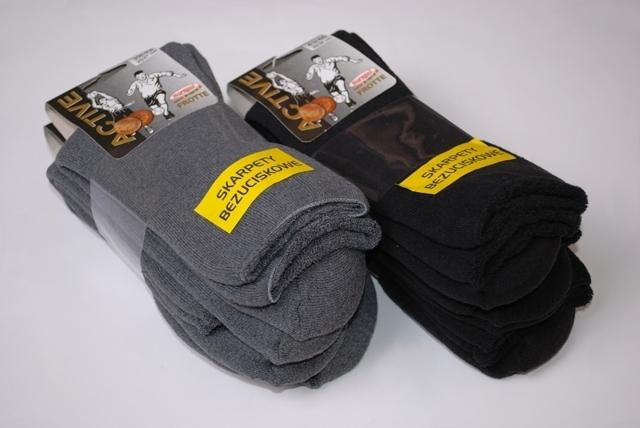 Pánské ponožky Bornpol Active frotte A 3 - 39-42 - jeans 60828bf234
