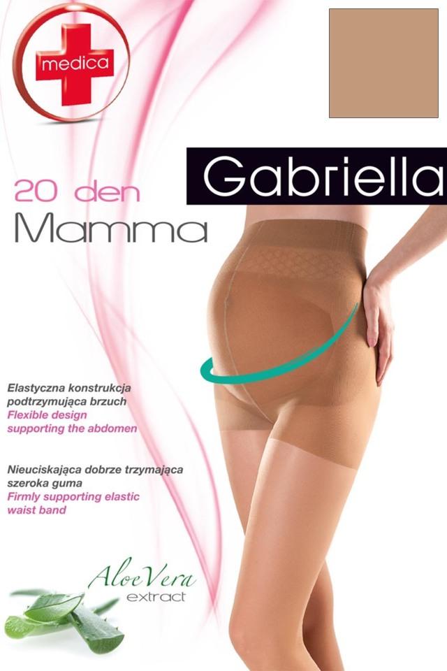 Těhotenské punčochové kalhoty Gabriella Medica Mamma 20 Code 108