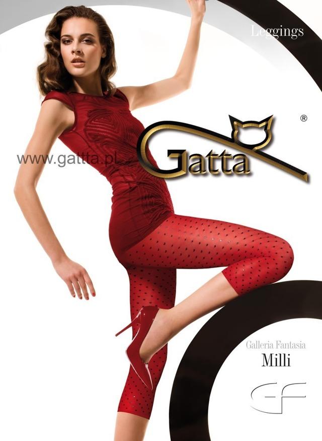 MILLI - Vzorované legíny - GATTA bc698c7b05