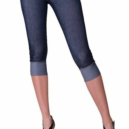 Dámské legíny Bridi Jeans - Marilyn - S-M - jeans