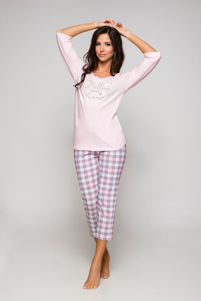 Dámské pyžamo Regina 868 3/4 S-XL