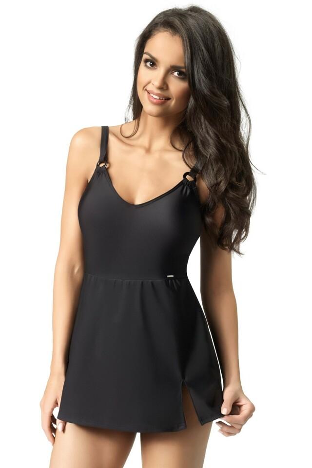 Plavkové šaty Claudia - Gwinner - 44 - černá