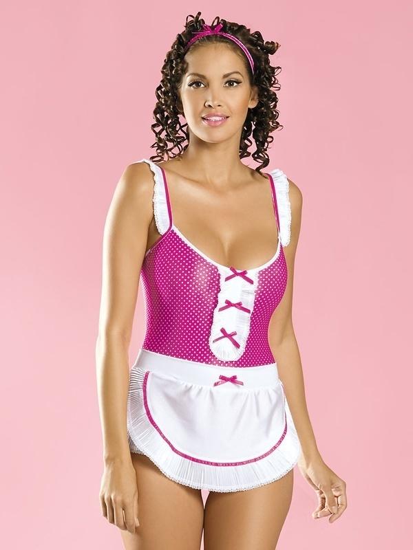 Sexy kostým Creola maid - Obsessive