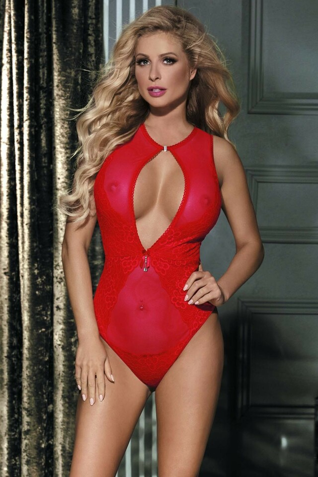 Dámské body Excellent Beauty B-228